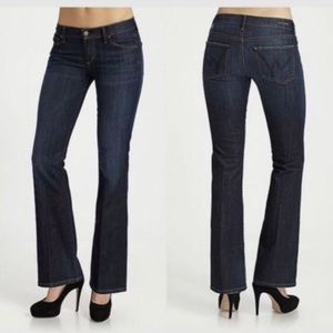 Citizens of humanity DITA bootcut petite